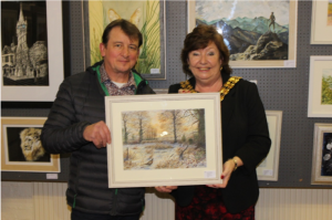 Desford and Peckleton Art Club Spring Exhibition